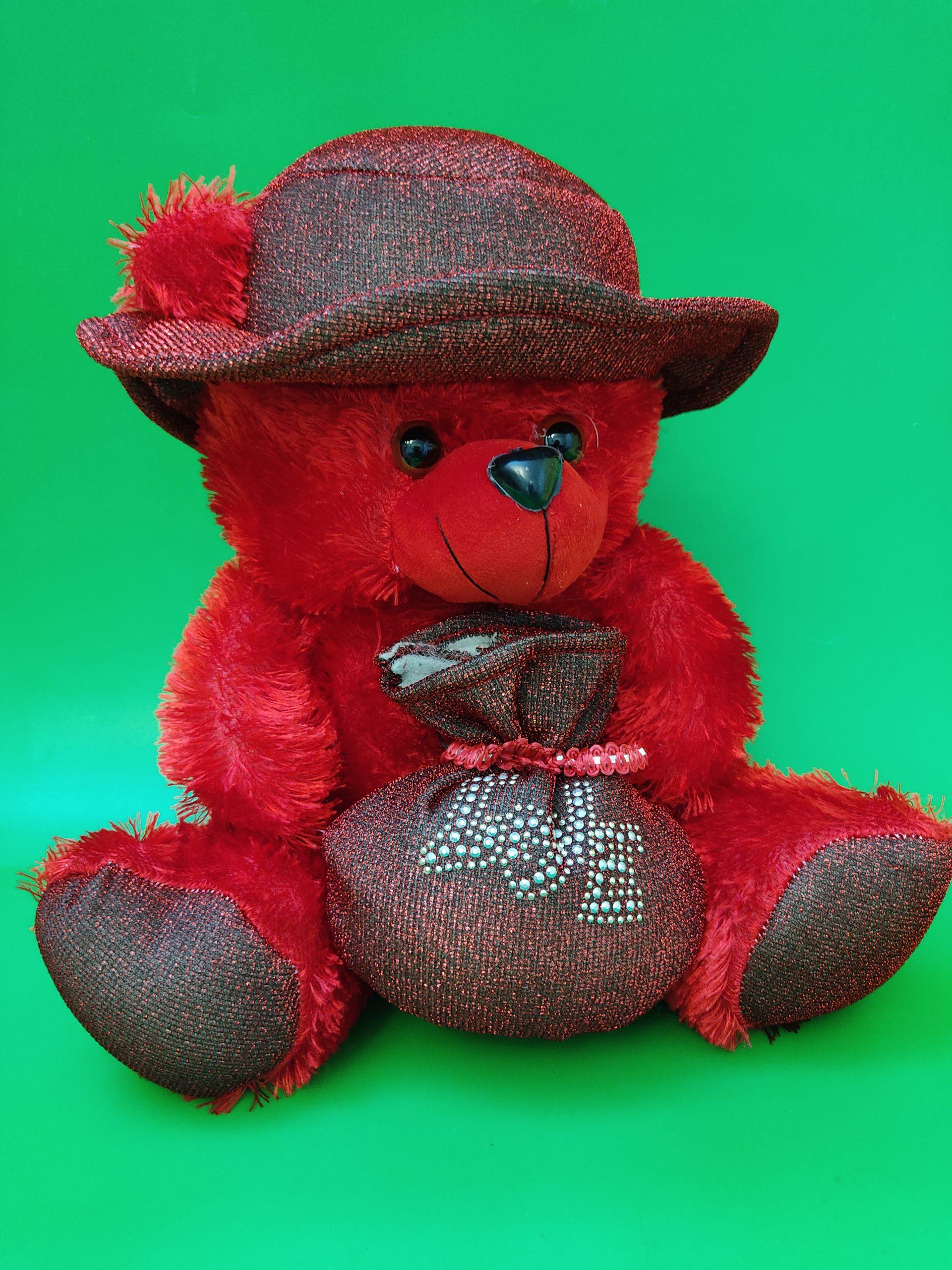 عروسک خرس لاو
