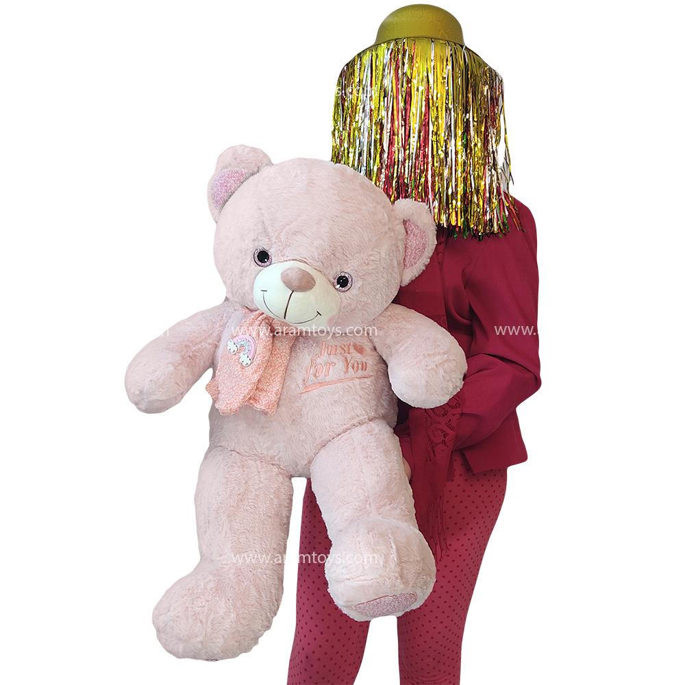 تصویر بهترین عروسک خرس دخترانه